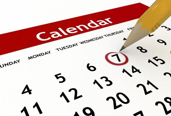 Poco Judo Calendar Fall 2016