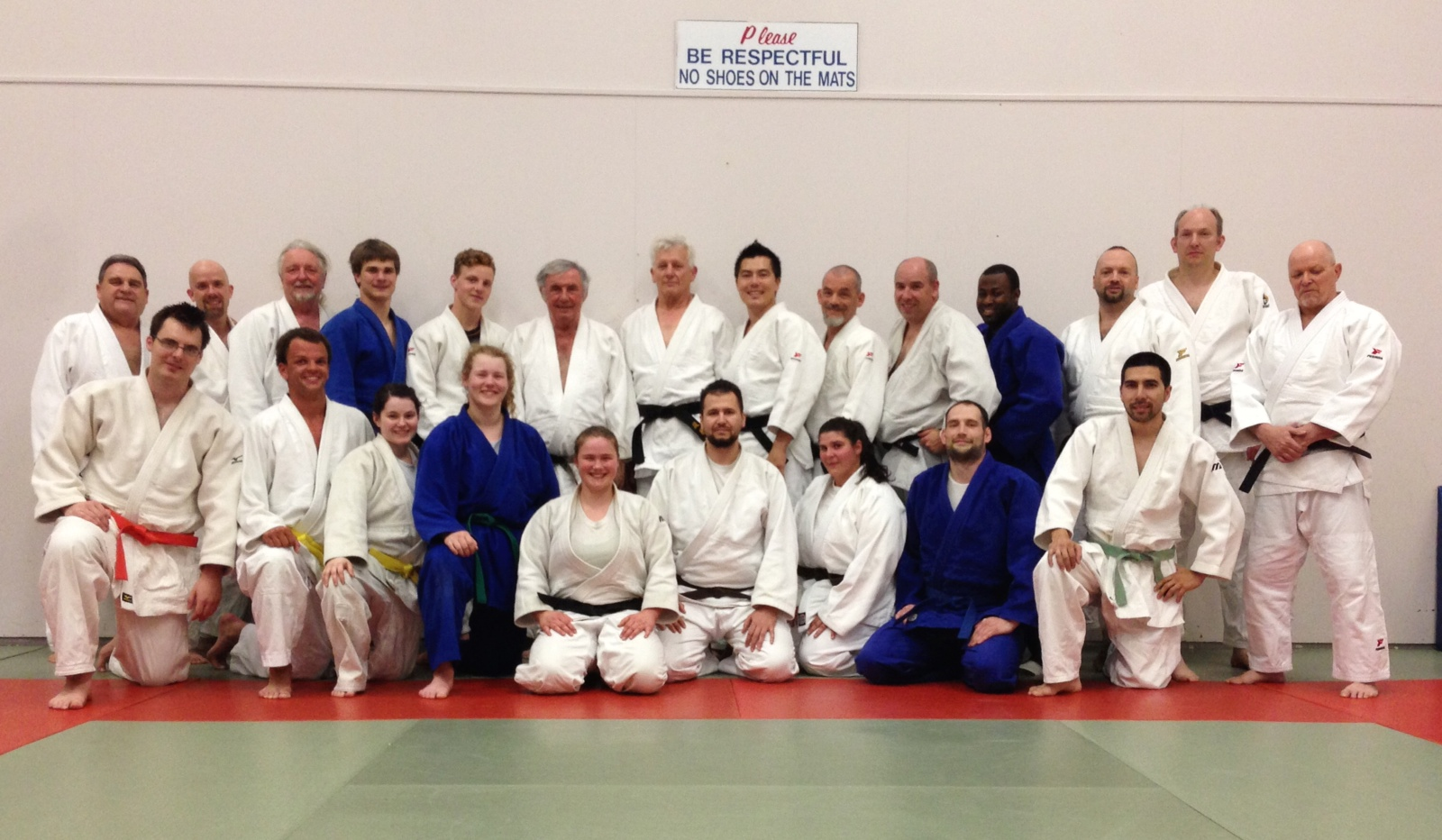 Adult Class May 2013