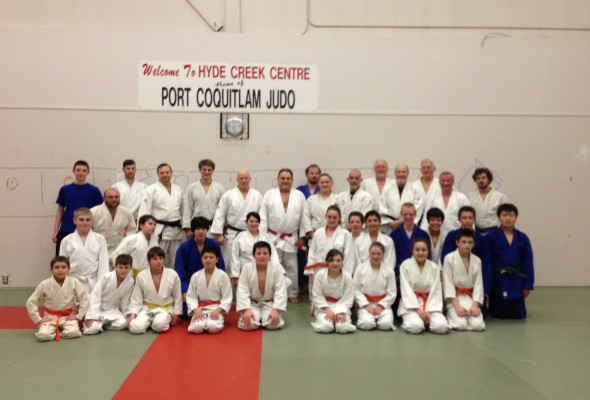Welcome Back! Poco Judo Fall Session Starts Tuesday, September 15th
