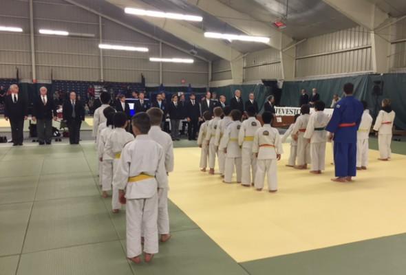 Poco Judo Pictures - Fall 2016